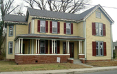 Virginia Victorian house color pictures