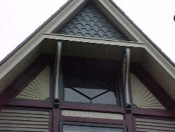 Gable detail Gothic