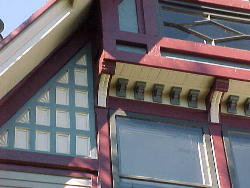 Additional gable detail italianate