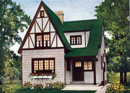 tudor revival house colors