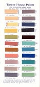 1900 historic paint colors