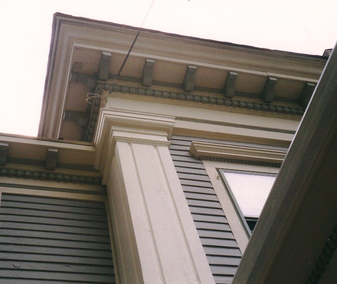 Colonial Trim Details Turncraft Poly Classic Frp