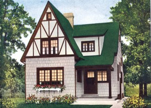 Idea Homes Tudor Colors