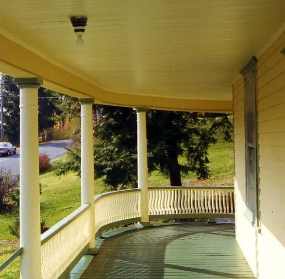 Porches Wrap Around Porches And Victorian On Pinterest: Wrap-around Porch Queen Anne