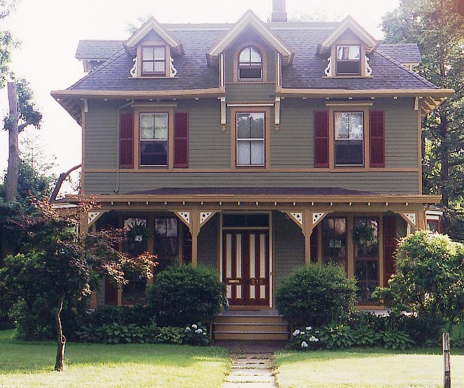 Italianate vernacular historic house colors - Victorian house paint colors exterior gallery ...