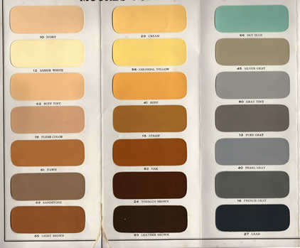 1928 dutch colonial revival historic house colors
