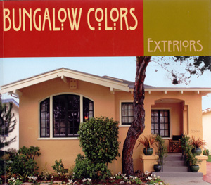 Bungalow Colors Book Cover