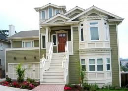 Modern Italianate Villa in California