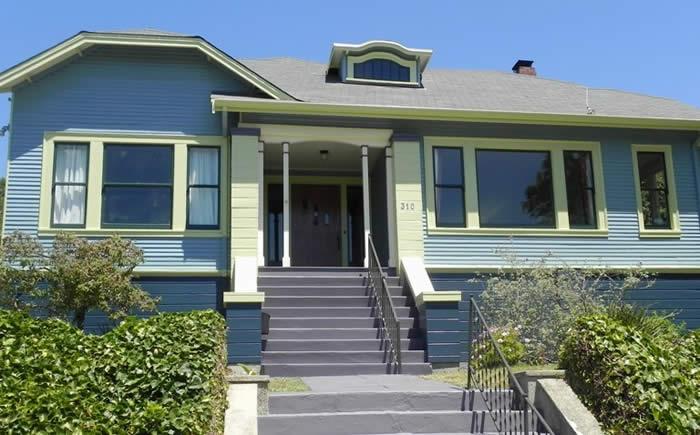 Nixon bungalow piedmont, ca