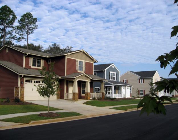USMC houses, Albany, GA