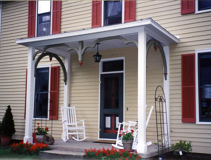 Goodman porch