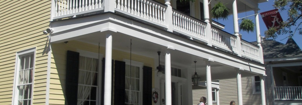 Historic house colors mobile alabama home tour 2014 for Home builders in mobile al