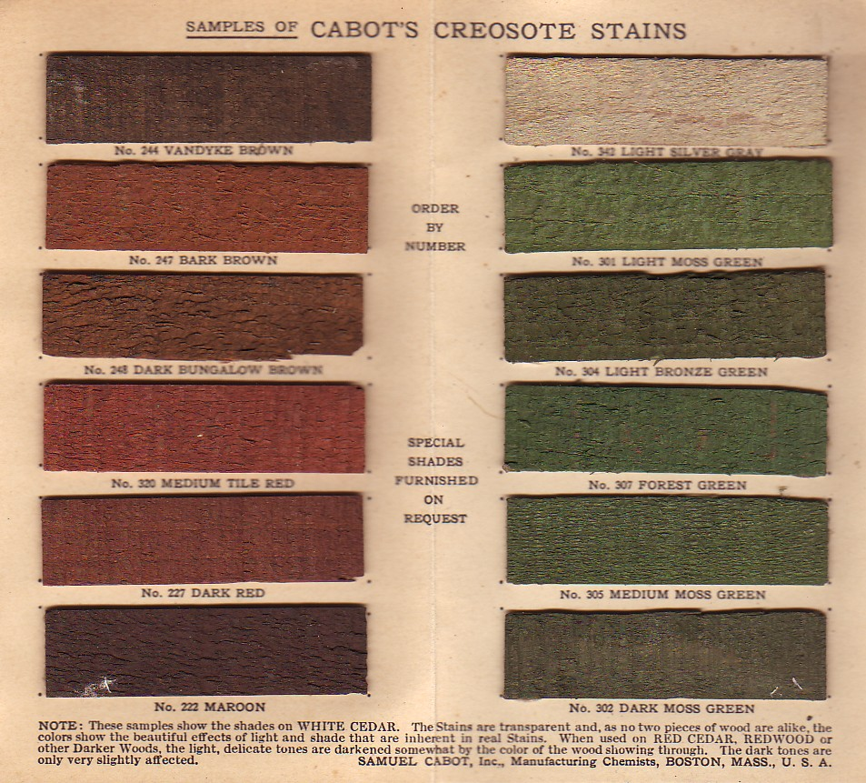 Blog Historic House Colors