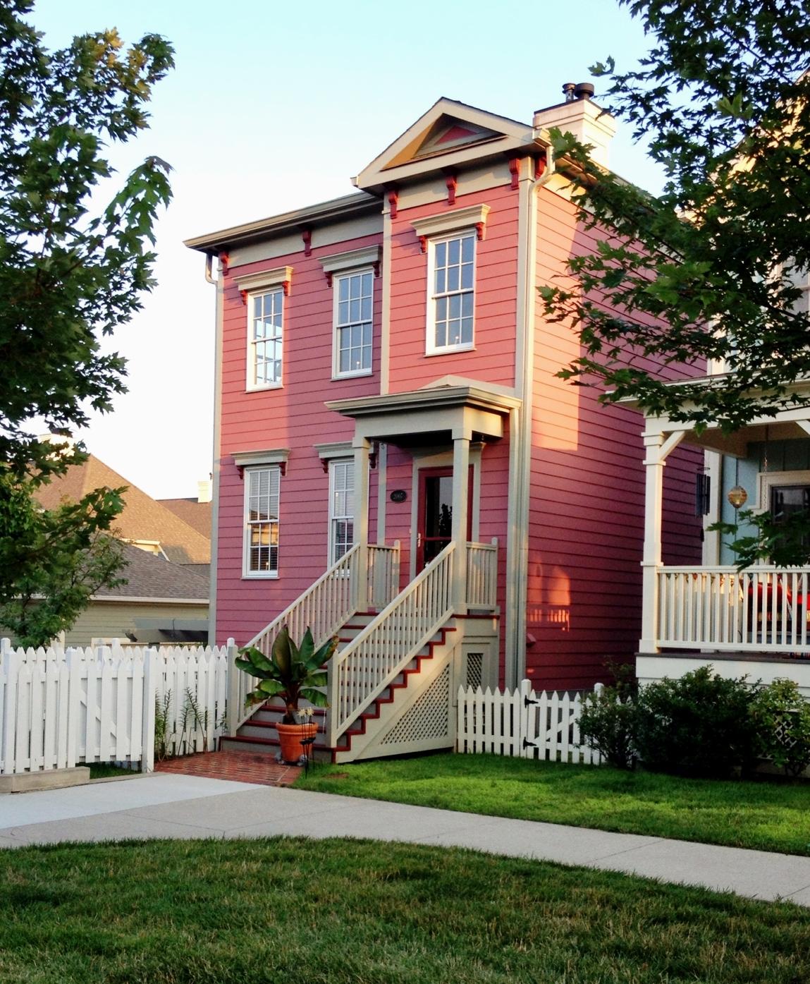 Whalen New Italianate Townhouse