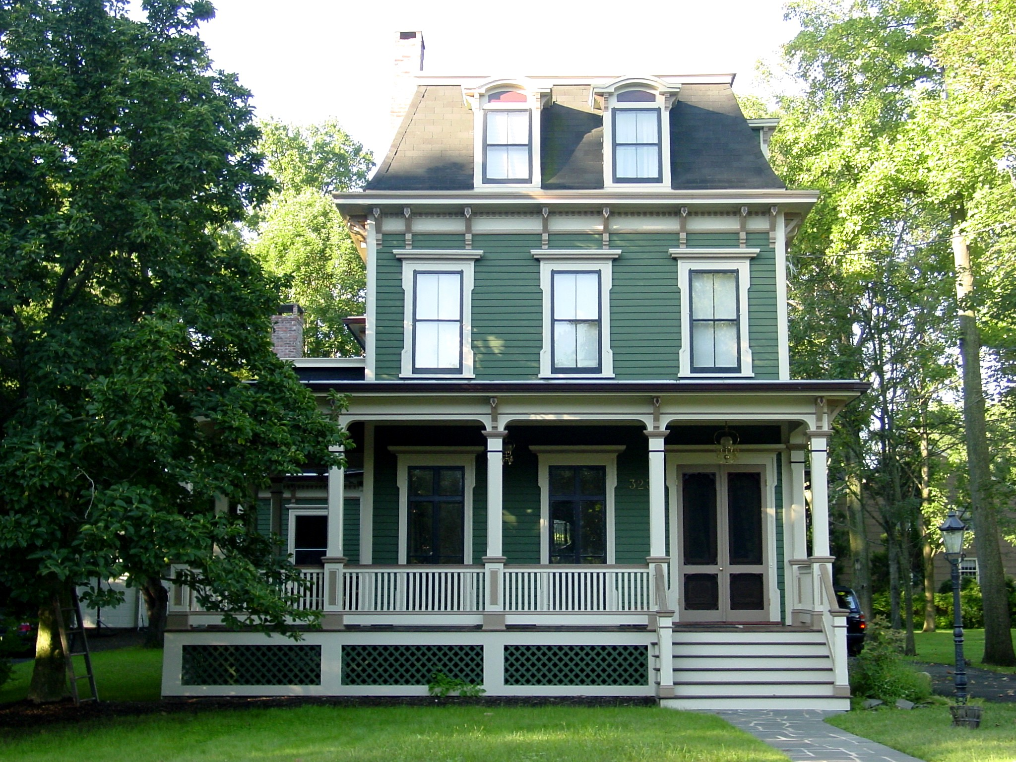 historic exterior paint colorsVictorian PostCivil War  Historic House Colors