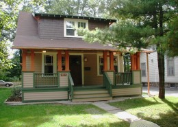 Ann Arbor bungalow