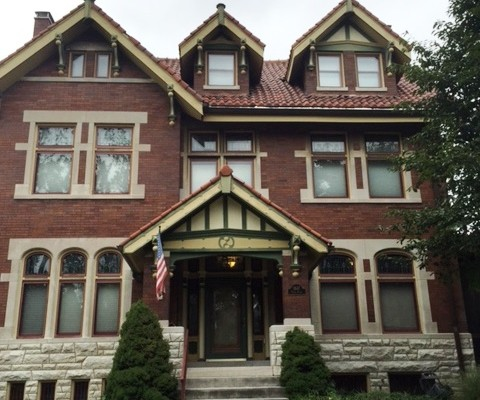 Historic house colors paint color consulting services - Tudor revival exterior paint colors ...