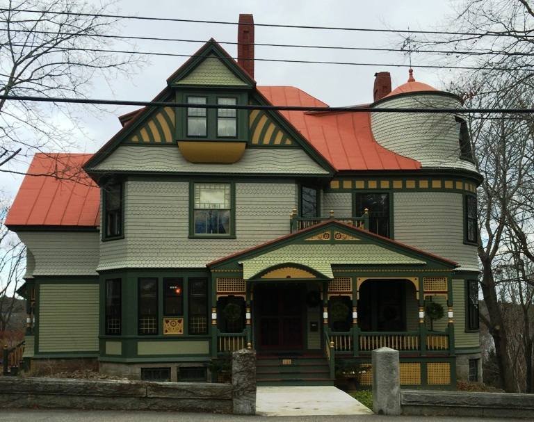 Victorian Colors awards and other accolades - historic house colors